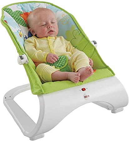 osigukltd Bebé Hamaca Asiento Vibración Silla Curve Fisher Price Rainforest Amigos confort