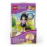 Santoki LEGO Friends Emma LED Light Keychain, 2.75-Inch