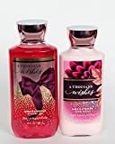 Bath and Body Works A Thousand Wishes Gift Set of