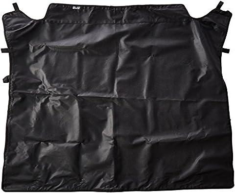 Rampage Jeep 92815 California Brief Denim Black Soft Top - Attache Brief