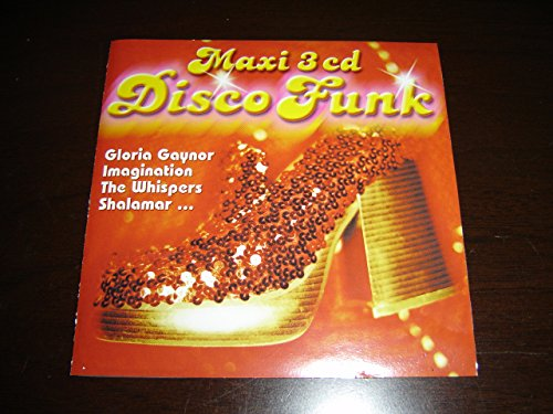 Imagination - Maxi Disco Funk (3 Cds) [audio Cd] - Zortam Music