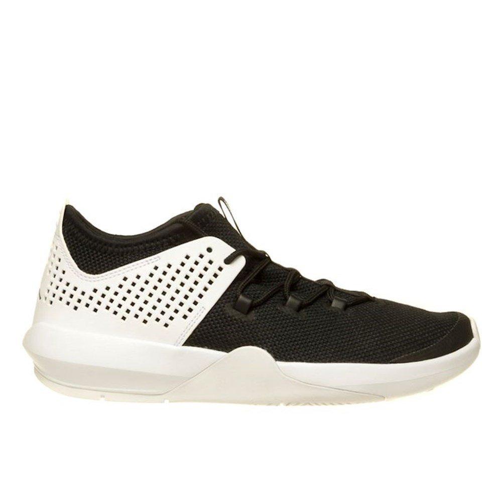 NIKE Jordan Express BG - 897990010 - Color White-Black - Size: 5.0