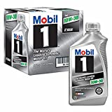 Mobil 1 10W30 Synthetic Motor Oil, 1 Qt. - 6 pk. (pack of 2)