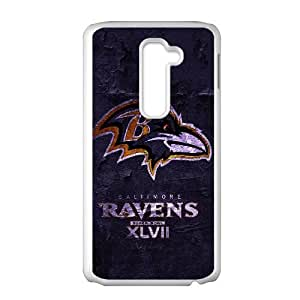 LG G2 Phone Case Sports NFL Baltimore Ravens Protective Cell Phone Cases Cover DFL604879