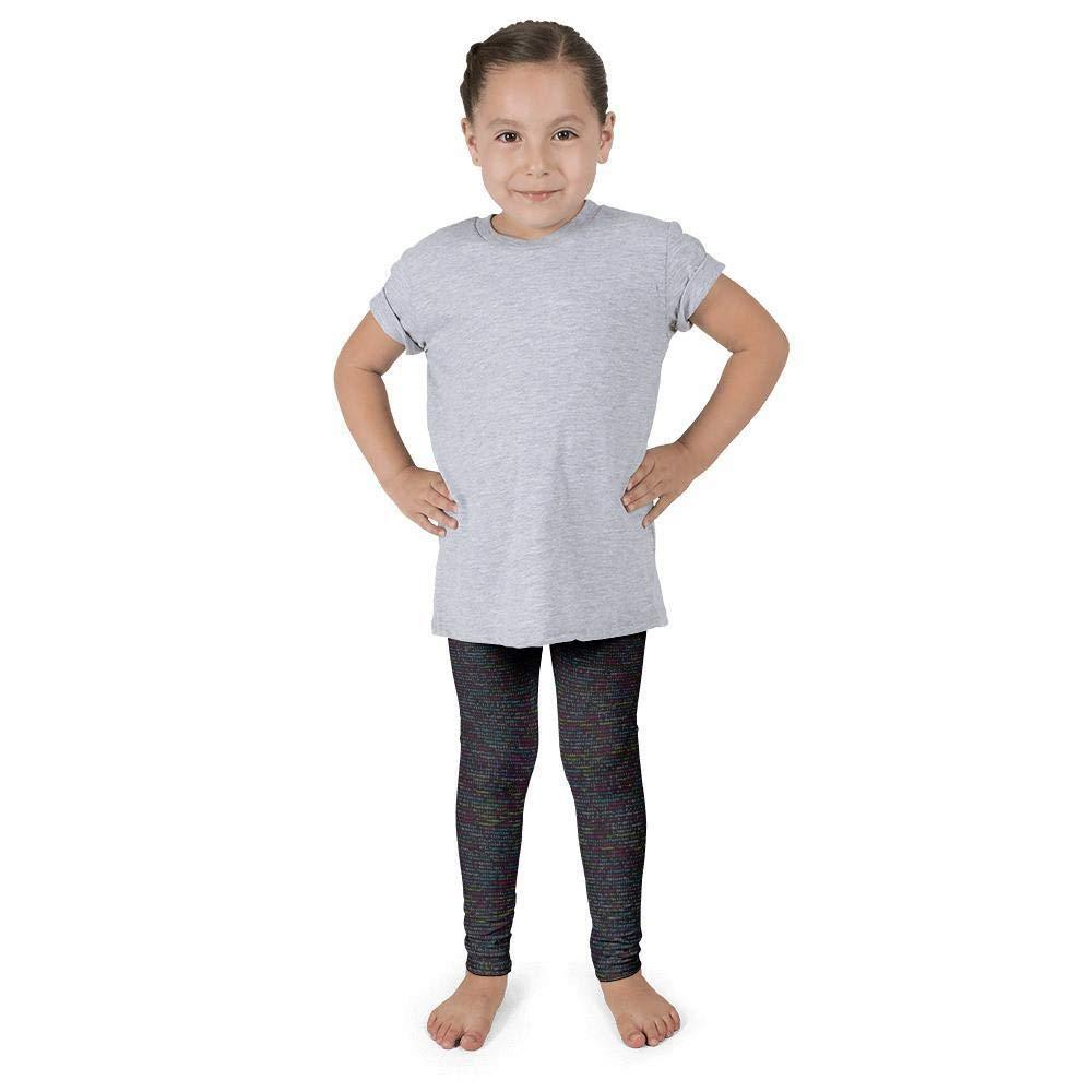 Naughty Gits Javascript Kids Leggings
