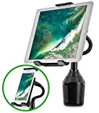 Car Cup Holder Mount for Phone Tablet, Okra - Best Reviews Guide