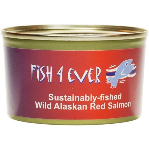 - Fish4Ever - Wild Pacific Red Salmon | 213g | BUNDLE by Fish4Ever