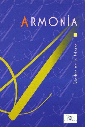 Descargar Libro Armonia De Diether Diether De La Motte