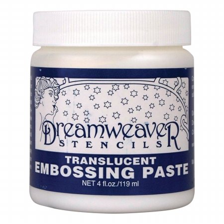 Stampendous 393520 Dreamweaver Embossing Paste - Transluscent by STAMPENDOUS