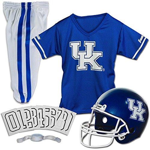 Franklin NCAA Small Kentucky Wildcats Deluxe Uniform Set