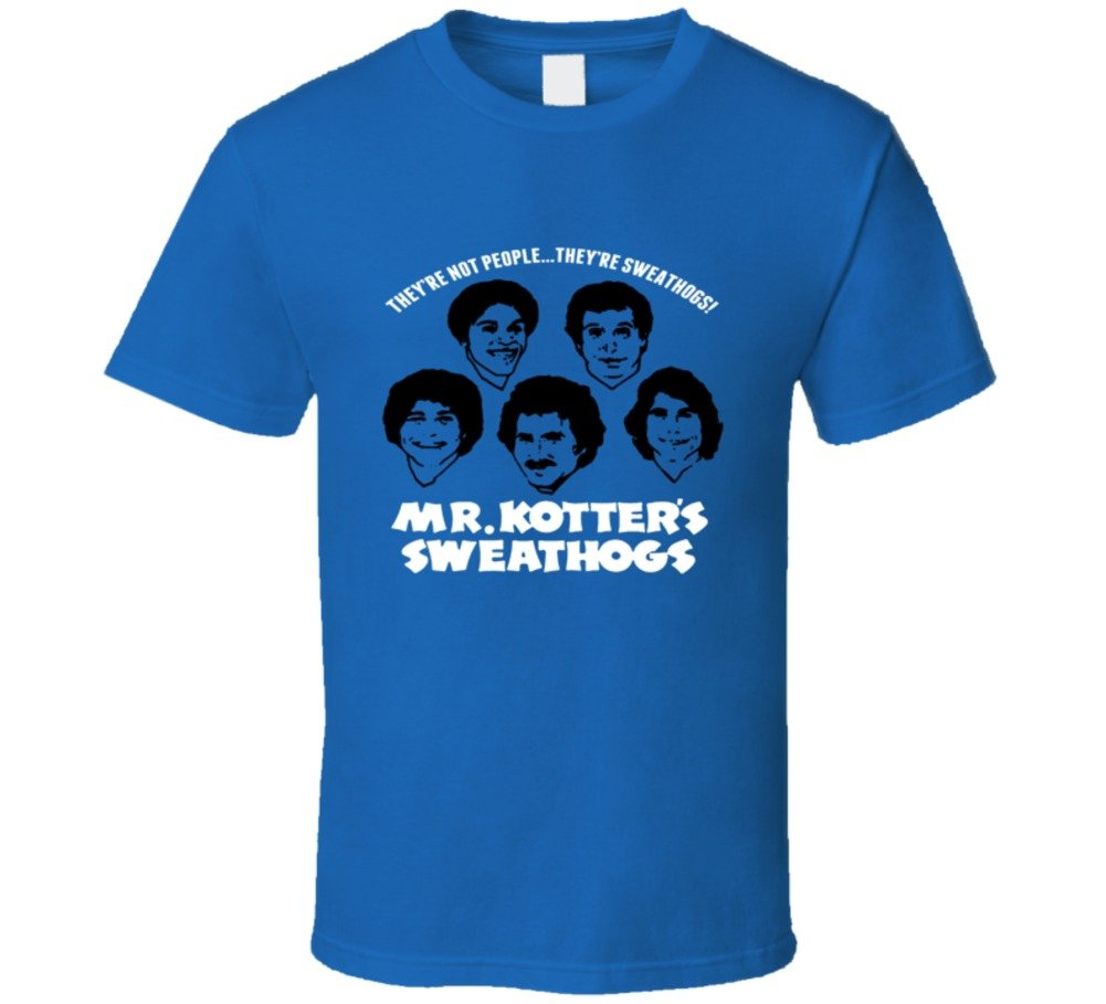 Mr Kotter And The Sweathogs Tv Show T Shirt