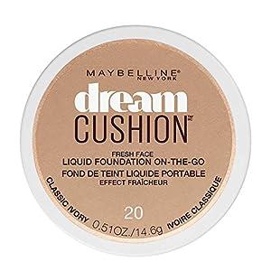 8. Maybelline Dream Cushion Fresh Face Liquid Foundation, 0.51 oz