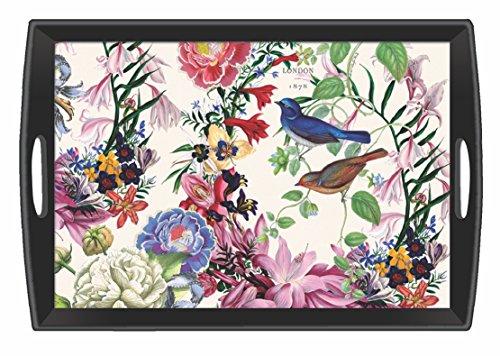 "Michel Design Works Romance Wooden Decoupage Tray, 20"" x ..."