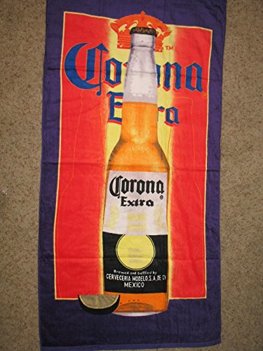 Corona Beer Beach Towel 30