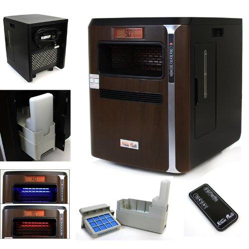 XtremepowerUS Infrared Humidifier Inverter XPD 1700