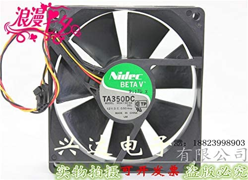 9cm 9025 12V 0.50A M34138-58 large air volume server power supply chassis fan