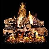 Peterson Real Fyre 18-inch Split Oak Designer Plus Gas Logs (logs Only – Burner Not Included) Review
