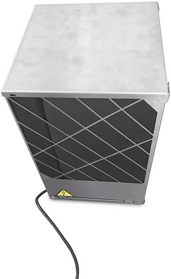domaplasma filtro pared Campana/Aire Limpiador Filtro para campanas extractoras/filtro de olores: Amazon.es: Grandes electrodomésticos