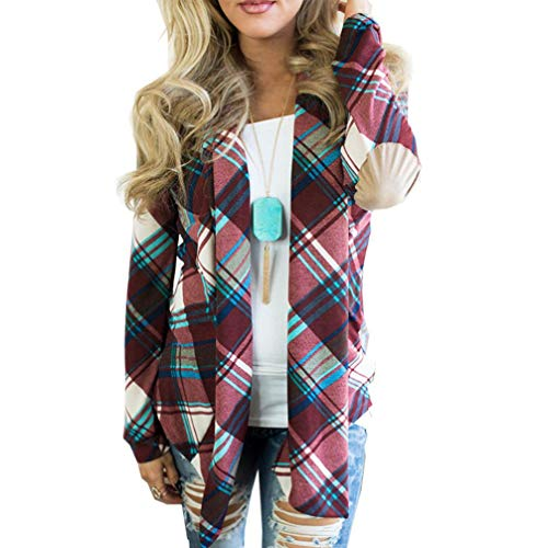 Dallas Cowboys 2 Piece Skirt - LisYOU Women's Plaid Print Hooded Casual Thin Windbreaker Jacket(2XL,Red)