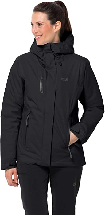 Jack Wolfskin Damen Troposphere Jacket W Wetterschutzjacke