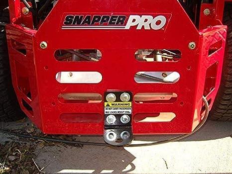 Enganche de Remolque para Snapper Pro S50, S125, S150, S200 ...
