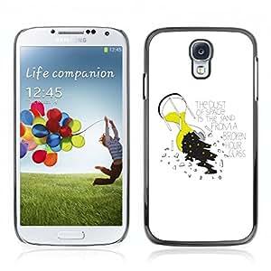 Carcasa Funda Case // V0000496 Dust of Space // Samsung Galaxy S4 i9500