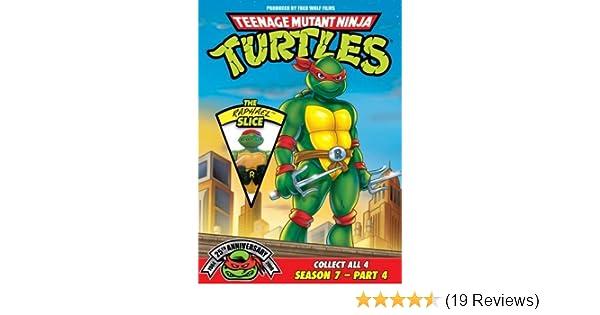 Amazon.com: Teenage Mutant Ninja Turtles: Season 7, Pt. 4 ...