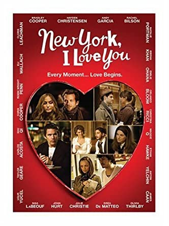 amazon com new york i love you natalie portman blake lively