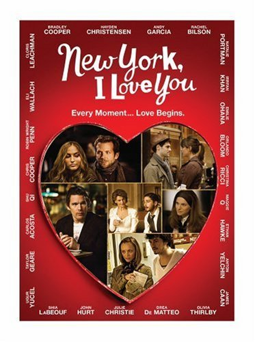 New York, I Love You - Eye Bradley Cooper Colour