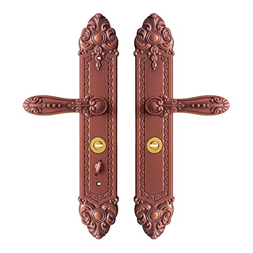 Daeou Handle the door lock handle luxury security door lock zinc alloy imitation copper handle by Daeou (Image #1)