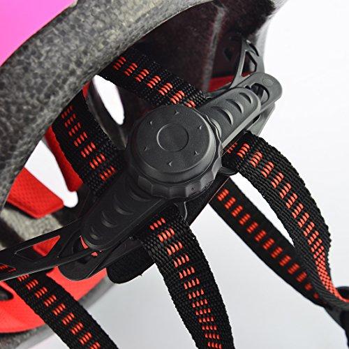 LoKauf Unisex Casque de vélo enfant pour Protection de tête de vélo de patinage