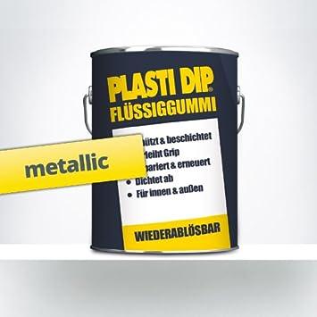 Plasti Dip 61001332 Professional Liquid Rubber, Metallic