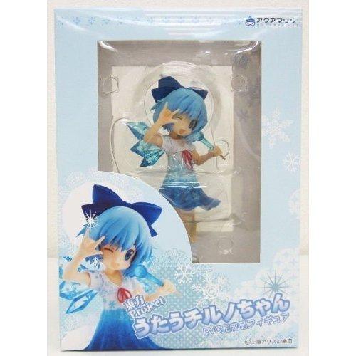almacén al por mayor Cirno-chan PVC Figura to sing aquamarine aquamarine aquamarine Touhou Project (japan import)  sorteos de estadio