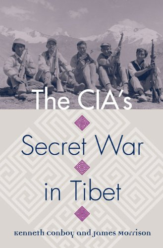The CIA's Secret War in Tibet (Modern War - Tibet Green