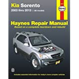 Kia Sorento 2003-2013 Repair Manual (Haynes Automotive Repair Manuals)