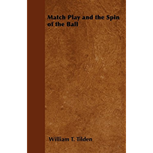 Match Play and the Spin of the Ball