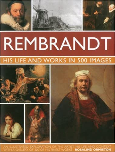 rembrandt little books on great artists