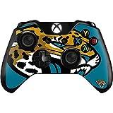 Skinit NFL Jacksonville Jaguars Xbox One Controller Skin - Jacksonville Jaguars Large Logo Design - Ultra Thin, Lightweight Vinyl Decal Protection