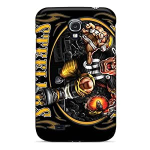 Galaxy High Quality Tpu Case/ Pittsburgh Steelers MlY2163VdoT Case Cover For Galaxy S4