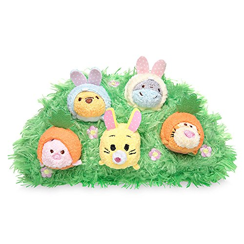 Disney Winnie the Pooh and Pals Easter ''Tsum Tsum'' Plush (Disney Easter)
