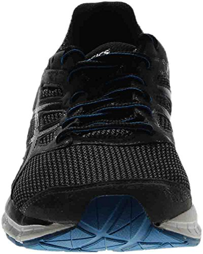 Asics Gel-Excite 4 Synthetik Laufschuh Carbon/Black/Electric Blue