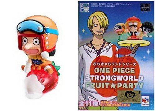 Megahouse One Piece Strong World Fruit Party Usopp Mini Figure