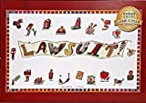 LAWSUIT! - A Fun Award-Winning Legal Themed Board Game for the Whole Family. Family Game Night Favorite. Best Law Themed Game. Great Gift.