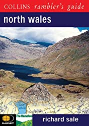Collins Rambler's Guide - North Wales (Collins Rambler's Guides)