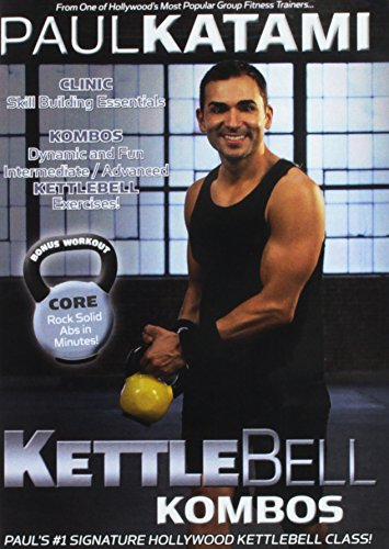 Kettlebell Kombos with Paul Katami DVD