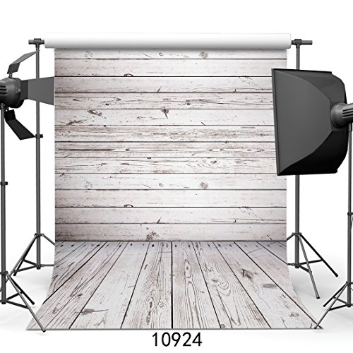 - WOLADA 5x7ft Grey Wood Photo Backdrop Wooden Wall & Floor Vinyl Fabric Photography Backdrop Baby Shower Photography Backdrops Home Party Customized Studio Background Studio Props 10924
