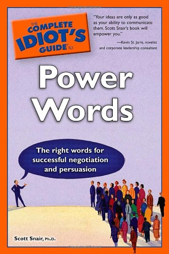 Read Online The Complete Idiot's Guide to Power Words PDF