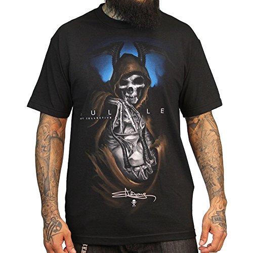 Sullen Men's Grim SS T Shirt Black