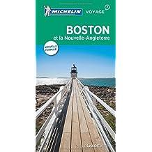 Boston et la Nouvelle-Angleterre - Le Guide Vert