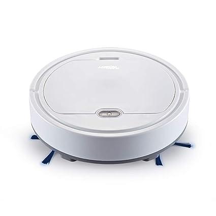 Gfone 3 en 1 USB Robot Aspirador de Limpieza de hogar Robot, Succión ...